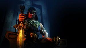 Conan and the Atlantean Sword