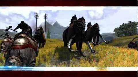 Caballeros Templarios - Trailer