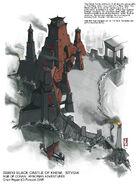 Black Castle concept