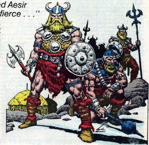 Aesir | The Avengers: Earth's Mightiest Heroes Wiki ...