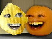 Potato Chip With Orange