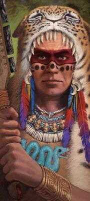 Aztec Native Logo
