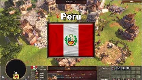 Peruvian Civilization Reveal Trailer