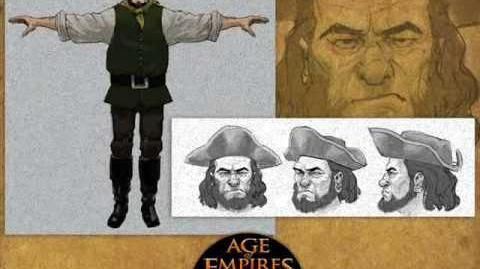 Age of Empires III Soundtrack-A Pirate's Temper