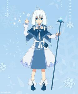 Celie s snow charmer dress by winnietehpoohie-d48ht3j