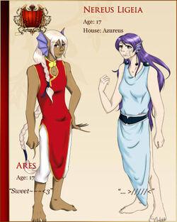 AoH Nereus profile by Zaznayka