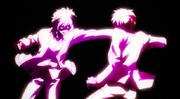 Ep 03 Yukimura attacks Midori