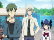 Ep 06 Midori,Taketora and Akabane