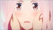 Blushing Kanae