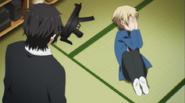 Ep 3 Tachibana apologizes to Yukimura