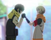 Ep 06 Yukimura asks for Tachibana's help