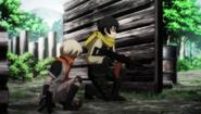 Ep 2 Yukimura rescues Tachibana
