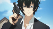 Ep 3 Yukimura steals a cop's gun