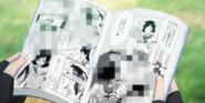 Ep 2 Yukimura's manga