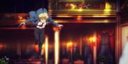 Ep 1 Tachibana leaps towards Matsuoka