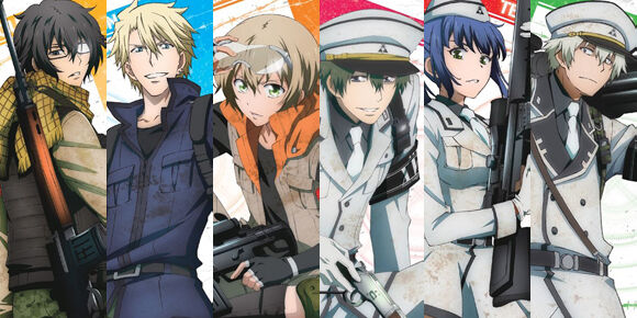 Image result for aoharu x kikanjuu
