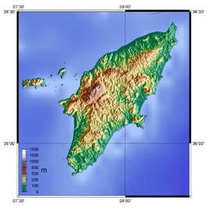 Map Topo