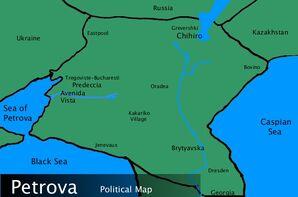 Petrova Map