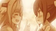 Rika and Kasumi