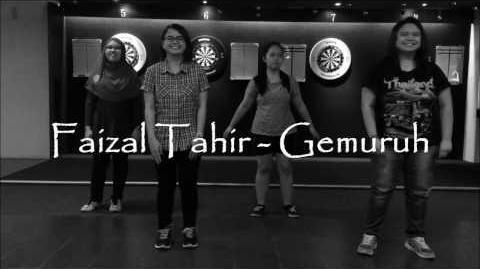 Gemuruh (Faizal Tahir) Dance by Groufie