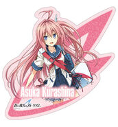 Asuka Kurashina Magnet Sticker