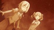 Saki and Irina stars