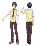 Shindo anime design