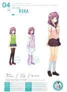 Rika's Biography