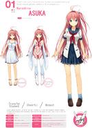 Asuka's Biography