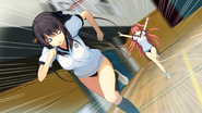 Asuka backflip