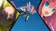 Misaki and Asuka Visual Novel