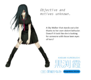 Kasumi's Biography