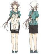 Botan Anime Design