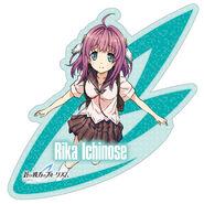 Rika Ichinose Magnet Sticker