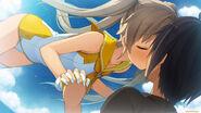 Aokana-anime-poceluy-para