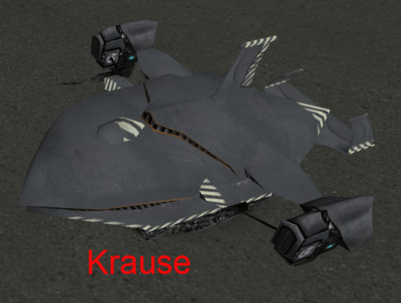 Krause's Gunship