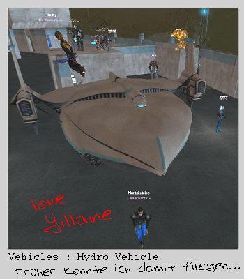 Hydrovehicle