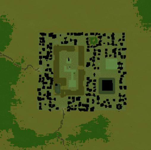Tir map