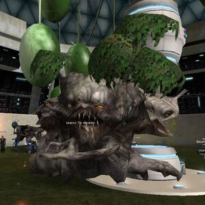 Biodome urqhard the absorber