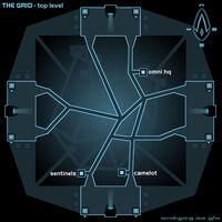Grid top