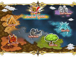 Land of Spirits