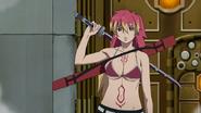Shura interrogates Rin