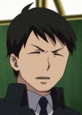 Shinichi Satou Anime