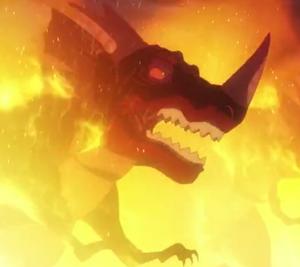 Salamander Anime
