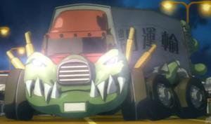 Ghost Rider (truck)