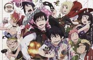 Ao no Exorcist Dress up