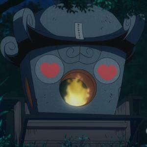 Peg Lantern (Lit)