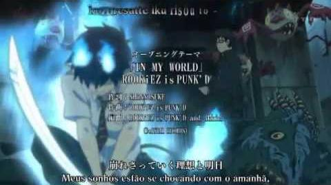 Opening 2 Ao no Exorcist