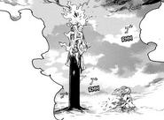 Ch199 Satan looking down at Yuri in Gehenna