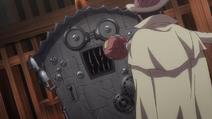 Mephisto prison Rin